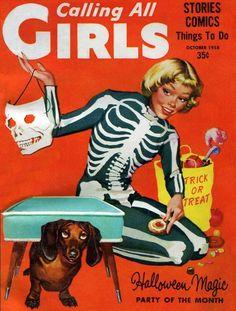 Calling All Girls, 1958