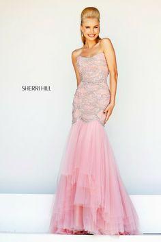 Increíbles Vestidos de Baile Sherri Hill colección 2014