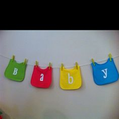 baby shower decorations - Click image to find more Weddings Pinterest pins