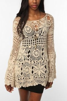 crochet garments - Google Search