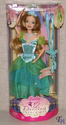 "Dancing Barbie Doll | ... Princess Delia Doll from ""Barbie in the 12 Dancing Princesses"" Movie"