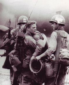 """A tribute to the Vietnam War. """"No event in American history is more misunderstood than the Vietnam. Vietnam History, Vietnam War Photos, South Vietnam, Vietnam Veterans, Vietnam Protests, Hanoi Vietnam, American War, American History, American Soldiers"""