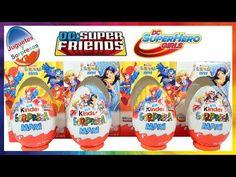 25 Huevos Sorpresa de El Chavo, Barbie, DC Super Hero Girls, Trolls | JuguetesYSorpresas - YouTube
