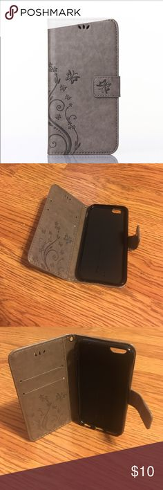NWOT! Cell phone case NWOT! Cell phone case, fits iPhone 6 Accessories Phone Cases