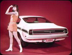 Baracuda 1969 white