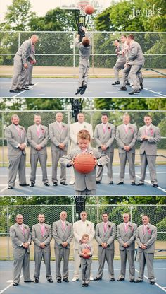 Elegant groom and groomsmen wedding photo you must have (52)