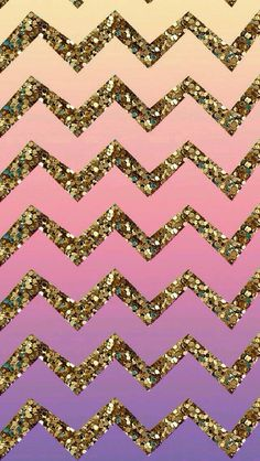 Pinterest Kj8774 Ipod Wallpaper Gold Glitter Iphone Phone Chevron