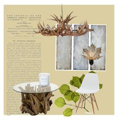 """Без названия #7"" by maria300317 on Polyvore featuring interior, interiors, interior design, дом, home decor, interior decorating, Dot & Bo и Uttermost"