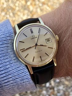 Our favorite Watches. Are you interested in men's fashion, accessories and the gentlemen lifestyle? Then visit us on our website and be sure to get your free style guide! Omega Railmaster, Vintage Omega, Omega Seamaster, Luxury Watches, Dream Watches, Beautiful Watches, Watches For Men, Popular Watches, Wrist Watches