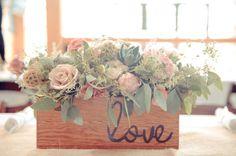 flower box love