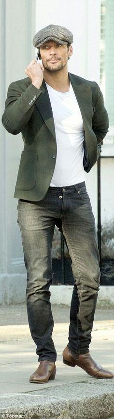 David Gandy ❤ || Mirror UK - 22/04/16