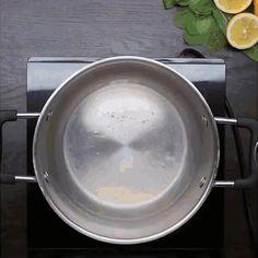 French-Style Lemon Tart (Tarte au Citron) - 9GAG