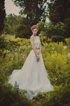 Wedding Dress por MargoSha31 en Etsy, $1.450,00