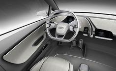 Audi - 2011 A2 Concept