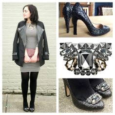 Coco and Vera blog features Shoelery by Erica Giuliani Multi Stone Stud Blk/Gry Shoe Clips. Find this shoe clip for $29.99 at Shoelerybyeg.com. Your Shoes, New Shoes, Looks Street Style, Shoe Clips, Fashion Looks, Style Inspiration, Stone, Color, Jewellery