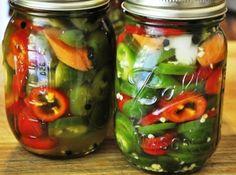Texas Jalapeno Pickles