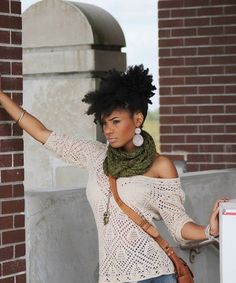 """naturalhairqueens: """"She's so pretty! """""""