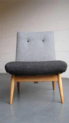 Stunning 60's Parker Knoll lounge chair (Teak-Danish-Heals-G-Plan-Vintage) | eBay
