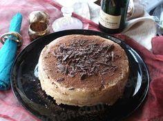 Receta de pastel de moka