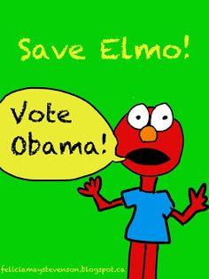 Romney Promises To Kill Sesame Street