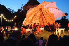 L'Ensemble Justiniana invite l'Opéra à la campagne.