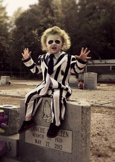 Beetlejuice Costume/ Cosplay/ SUIT only /  by JessicaPhantomhive, $250.00
