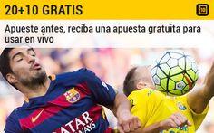 el forero jrvm y todos los bonos de deportes: bwin te espera apuesta gratuita 10 euros Las Palma...
