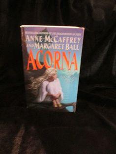 Acorna The Unicorn Girl Paperback Novel Anne McCaffrey Margaret Ball 2000