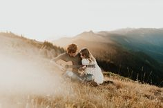 73 Engagement Photo Ideas to Steal From Couples Who Totally Nailed It | Brides