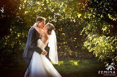 Vineyard wedding portraits at Laurita Winery by Femina Photo + Design (www.feminaphoto.com).