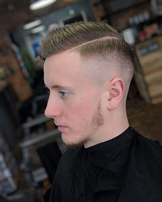 15 Best Gentleman Haircut Styles You'll See in 2020 Top Hairstyles For Men, Cool Haircuts, Latest Hairstyles, Cool Hairstyles, Long Slicked Back Hair, Side Part Pompadour, Damp Hair Styles, Long Hair Styles, Short Comb Over