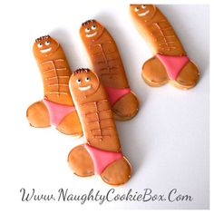 1 Dz. Body Builder Penis Cookies. I Lift by NaughtyCookieBox. 10% of all proceeds benefit the Testicular Cancer Society.