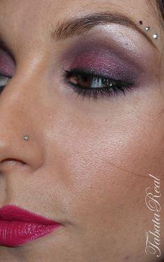TabataReal: Make Up LOCA POR LA FRAMBUESA (Nochebuena / Vigili...