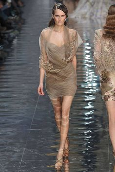 Elie Saab Spring 2010 Couture Runway - Elie Saab Haute Couture Collection