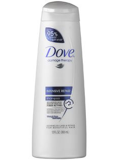 Dove Damage Therapy Intensive Repair Shampoo Review: Hair Care: allure.com