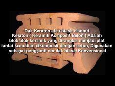 DAK KERATON YOGYAKARTA: Video Dak Keramik Beton Keraton Murah Jogja Yogyak...