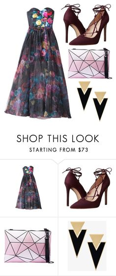 """""""Untitled #79"""" by jkat598 on Polyvore featuring Bebe, Massimo Matteo and Yves Saint Laurent"""