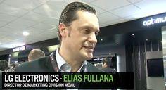 """""""El diseño y la pantalla serán las claves de todos nuestros smartphones"""", entrevista a Elías Fullana de LG  http://www.xataka.com/p/88925"""