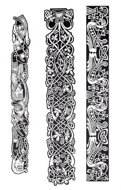 Celtic art design from Paul K collection