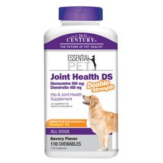 21st Century Joint Health Double Strength Dog Chewables | Hip & Joint Health | PetSmart