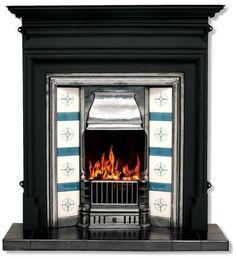 Idea for retiling the black fire place. http://www.edwardianfires.co.uk/images/fp_edwardian/re002_Prince.jpg