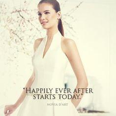 Happily ever after starts today. #Quote #Love #Marriage #Wedding #Weddingplanning #Weddingdress #Dress #Bride #Beautiful #Nice #adorable #weddings #everafter
