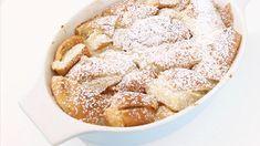 Uppdatera+semlan+–+Semmelpudding! Vegan Sweets, Apple Pie, Oatmeal, Pudding, Cookies, Buns, Breakfast, Desserts, Milkshakes
