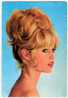 Brigitte Bardot, via Flickr.