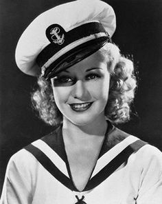 Ginger Rogers--Nautical