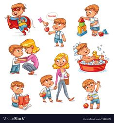 Cartoon kid daily routine activities set Vector Image Cartoon kid daily routine activities set Vector Image The post Cartoon kid daily routine activities set Vector Image appeared first on Gesundheit. Daily Routine Activities, Daily Routine Kids, Routine Chart, Kids Schedule, Cartoon Cartoon, Flexibility Workout, Do Exercise, Primary School, Kids And Parenting
