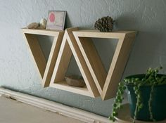 Set of 3 Decorative Triangles