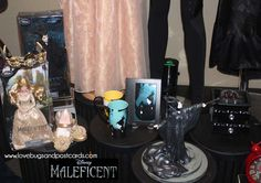 New Maleficent Product Line including Stella McCartney, MAC Cosmetics and more! #maleficentevent