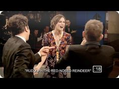Musical Instrument Game with Keira Knightley (12/3/12) Part 2