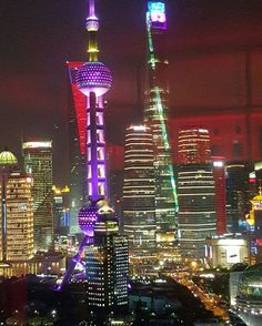 On top of the world in Shanghai by pauloakenfold